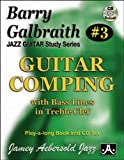 Jazz Guitar Study Series #3, Barry Galbraith, 1562240404