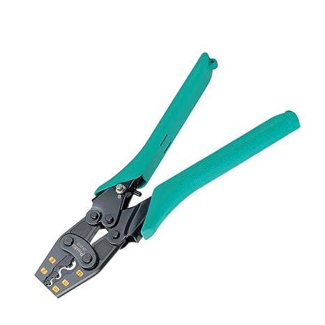 Pro sKit CP-251B – Alicate para entallar terminales sin aislar terminales tenaza engarzadora
