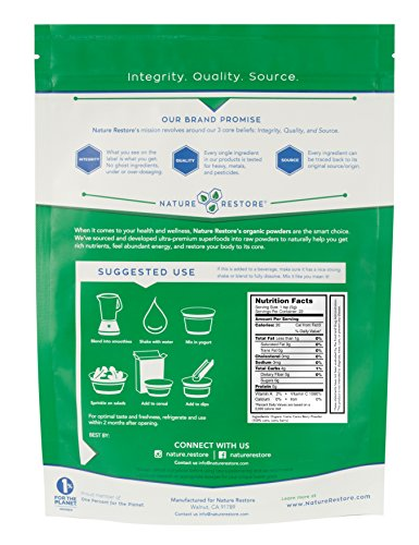 Organic Camu Camu Superfood Powder 4 Ounces Highest Vitamin C of any Fruit Non-GMO Gluten Free Discount