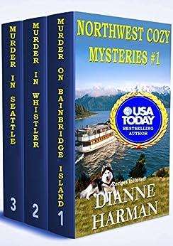 Northwest Cozy Mysteries #1 by [Harman, Dianne]