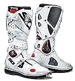 Sidi Crossfire 2 TA Offroad Boots White (US 11.5)
