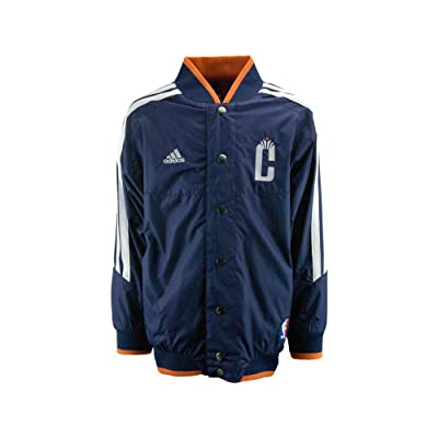 Charlotte Bobcats NBA Youth On Court Reversible Jacket, Navy