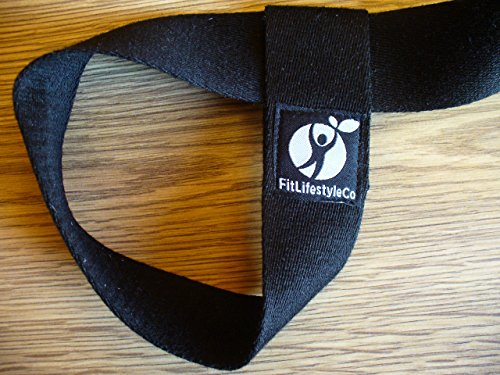 Yoga Mat Strap Carrying Sling Durable Cotton 3