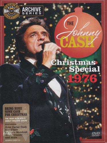 DVD : Johnny Cash - The Johnny Cash Christmas Special 1976 (DVD)