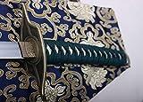 "S4128 JAPANESE ANIME BLEACH ULQUIORRA SCHIFFER KATANA SWORD HABUCHI BLADE 40.3"""