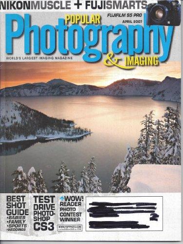 Popular Photography & Imaging Magazine April ()
