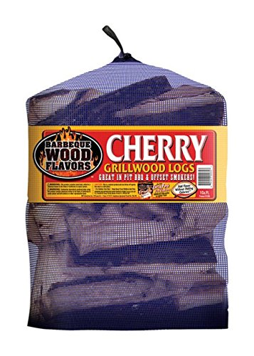 Bbq Cherry Logs 25lb by BWF ENTERPRISES INC