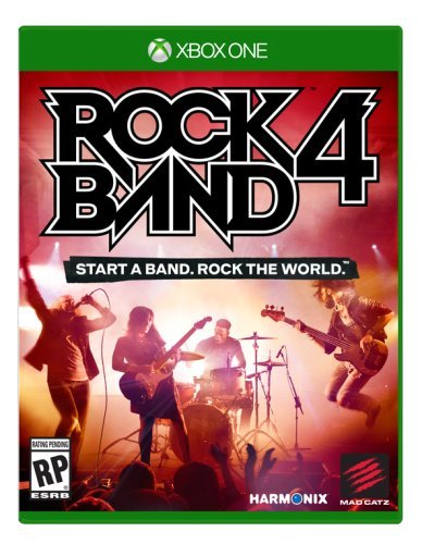 Rock Band 4 Game ONLY - Xbox -