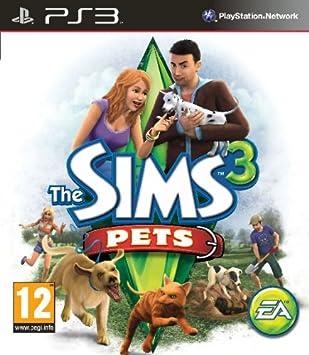 Ps3 The Sims 3 Pets (Eu)