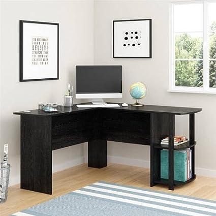 amazon com l shaped desk with side storage multiple finishes rh amazon com l-shaped desk with side storage multiple finishes instructions l-shaped desk with side storage multiple finishes instructions