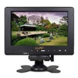 Brightness LILLIPUT 7'' 667GL-70NP/H/Y-HB LCD Monitor HDMI & YPbpr for HD Camera