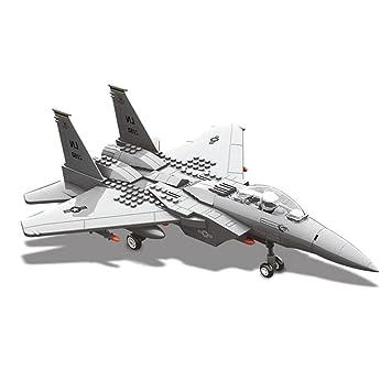 WANGE Maqueta de F15 Eagle. Modelo de Caza táctico bimotor para ...