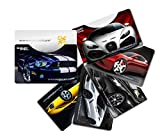 BLOCKIT RFID Blocking Sleeves, Luxury Credit Debit Cards Protectors, Slim Card Holders fit all Mens & Womens Wallets, Includes BONUS Security eBook, (6 pack) Made in the USA & Recommended by Lifelock
