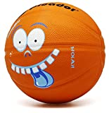 Picador Cartoon Design Basketball for Kids Size 3 (Orange)