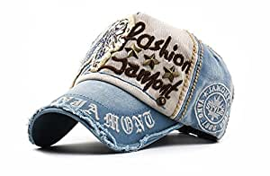 Summer Spring Gorras Casquette (Cowboy Blue Color) : Everything Else