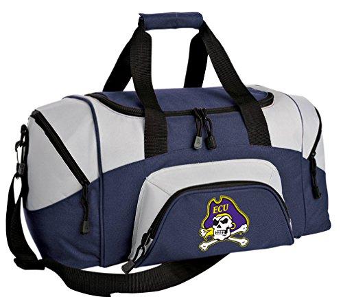 Broad Bay Small East Carolina University Gym Bag Deluxe ECU Travel Duffel Bag