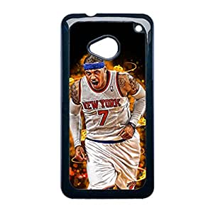 Generic Plastic Back Phone Covers For Kids Design With Carmelo Anthony For Htc One M7 Choose Design 4