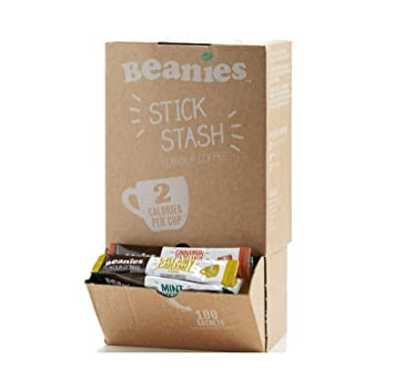5e0deb29ab1 Image Unavailable. Image not available for. Color  Beanies 100 Coffee Sticks  ...