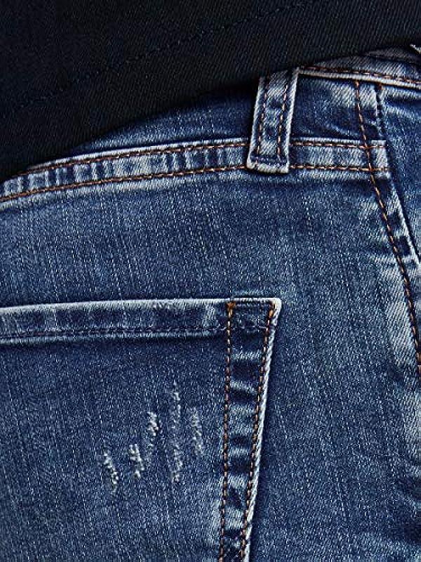 JACK & JONES Male Slim Fit Jeans Glenn ORG jos 688 LID 50SPS: Odzież