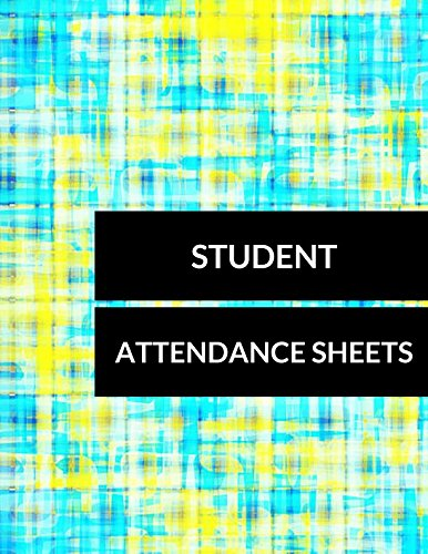 Student Attendance Sheets pdf epub