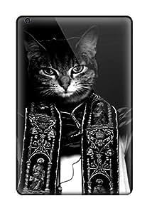 Ipad Case - Tpu Case Protective For Ipad Mini- Cat
