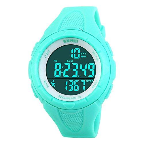 Gosasa Multifunction Women's Watch Fashion Pedometer Digital Fitness For Women Outdoor Wristwatches Sports Watches – DiZiSports Store