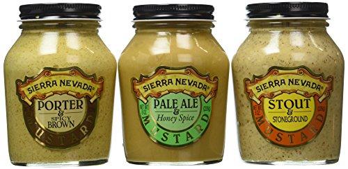 Sierra Nevada Mustard Gift Set!