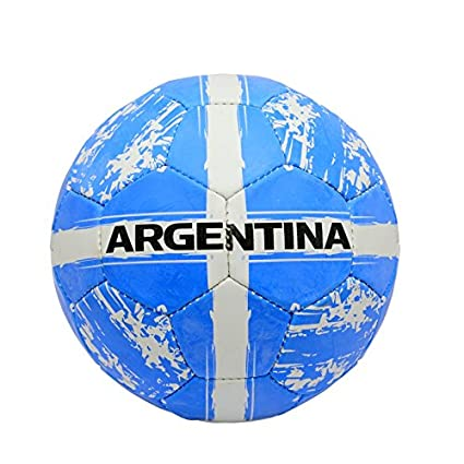 Buy Nivia Cross World Argentina Football (Blue White) Online at Low Prices  in India - Amazon.in d90193b8fa7a4