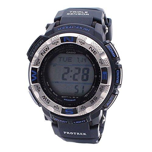 Casio Men's PRG260-2 Blue Protreck Tough Solar Watch