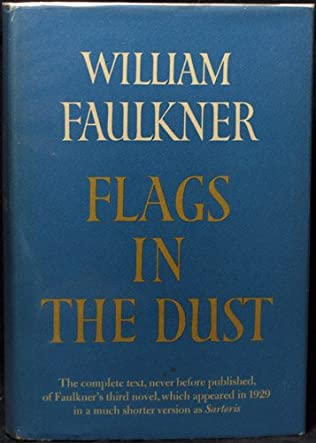 book cover of Flags in the Dust