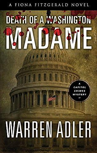 book cover of Death of a Washington Madame