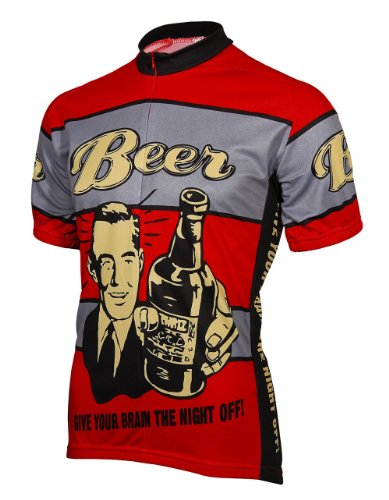 Beer Cycling Jersey - 1