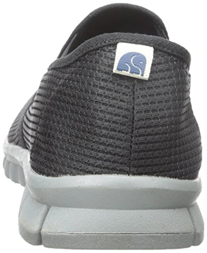 discount newest NoSox Men's Wino Slip-On Sneaker Black/Grey footlocker finishline cheap price quality free shipping for sale buy cheap purchase Ka9X50
