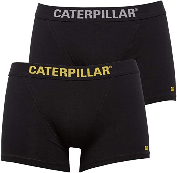 Caterpillar - Calzoncillos Workwear tipo bóxer para hombre, pack ...
