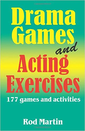 Do you need some new drama games for your Acting classes, or just want to refresh your games list?