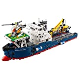 Kit de construction LEGO Technic Ocean Explorer, 1327 pièces