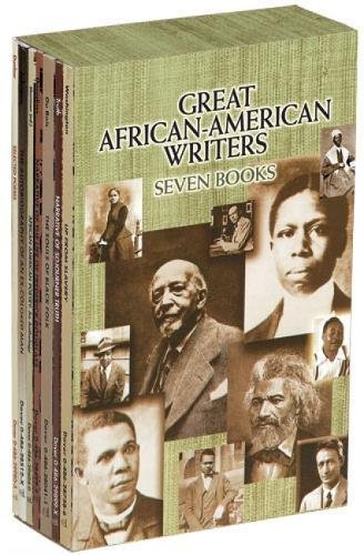 Search : Great African-American Writers: Seven Books (Dover Thrift Editions)