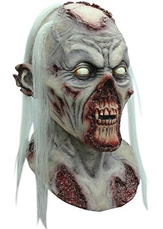 Halloween máscara de muerte zombi de la descomposición