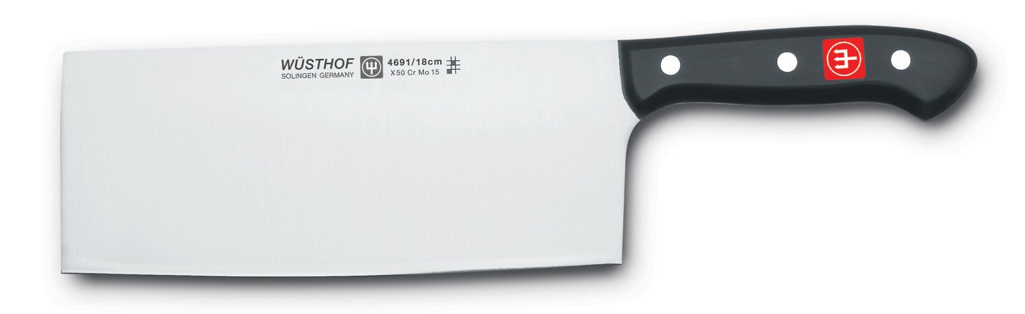 Gourmet Chinese Cleaver Blade Length: 7