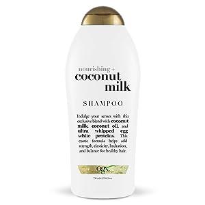 Ogx Nourishing Coconut Milk Shampoo, 25.4 Oz