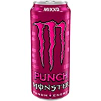 MONSTER MIXED PUNCH Blik 12 x 0,5 liter