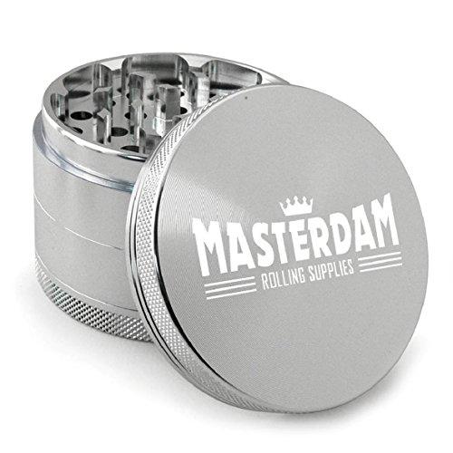 Masterdam Grinders Premium Grinder Catcher