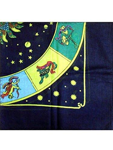Tissu astrologie