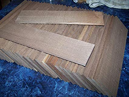 Packages of Kiln Dried Premium Black Walnut Thin Lumber Four