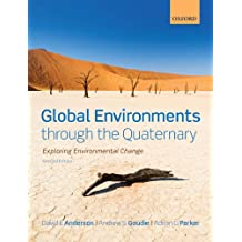 Global Environments through the Quaternary: Exploring Evironmental Change