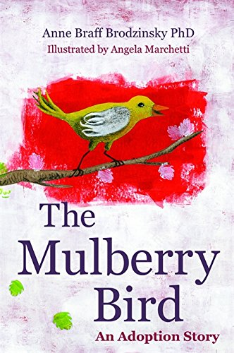 The Mulberry Bird - a heartwarming story about a mother bird who must make the heart wrenching decision to place her baby with other birds who can meet his needs.