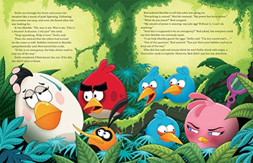 angry birds story book pdf