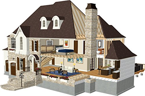 amazoncom chief architect home designer pro 2017 software - Architect Home Designer