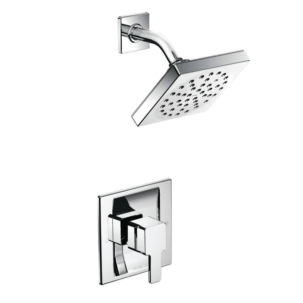 Moen TS3715-3520 90-Degree Moentrol Shower Trim Kit with Valve, Chrome