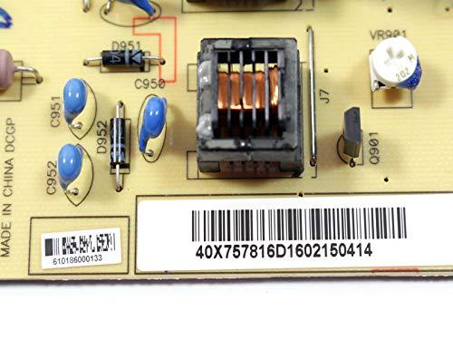 EbidDealz Genuine Power Supply Circuit Card Board EDPS-1BF A for Laser Printer B5460 B5465 B5465DNF & MS812de 6WT1V 06WT1V by EbidDealz (Image #1)